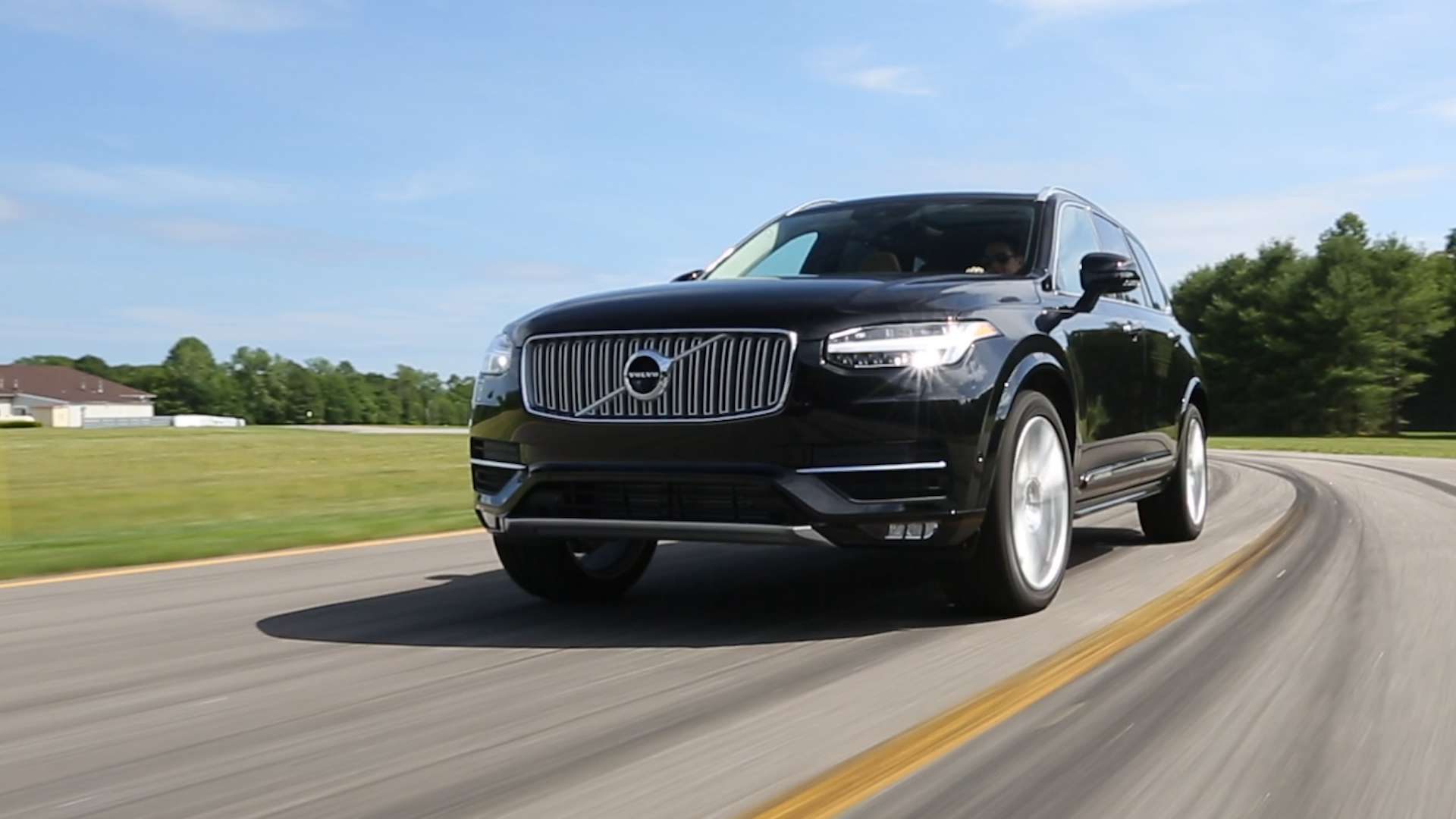 Airstream Atlas Review >> 2017 Volvo XC60 SUV Bides its Time - Consumer Reports