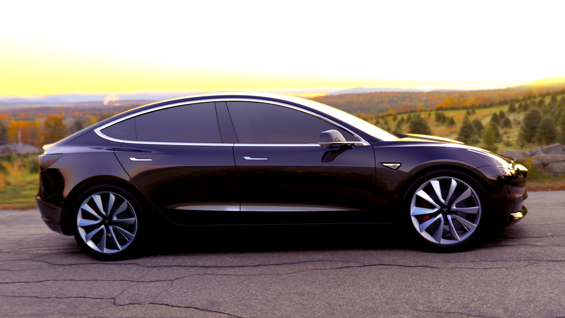 2017 tesla model 3 electric car unveiled   consumer reports