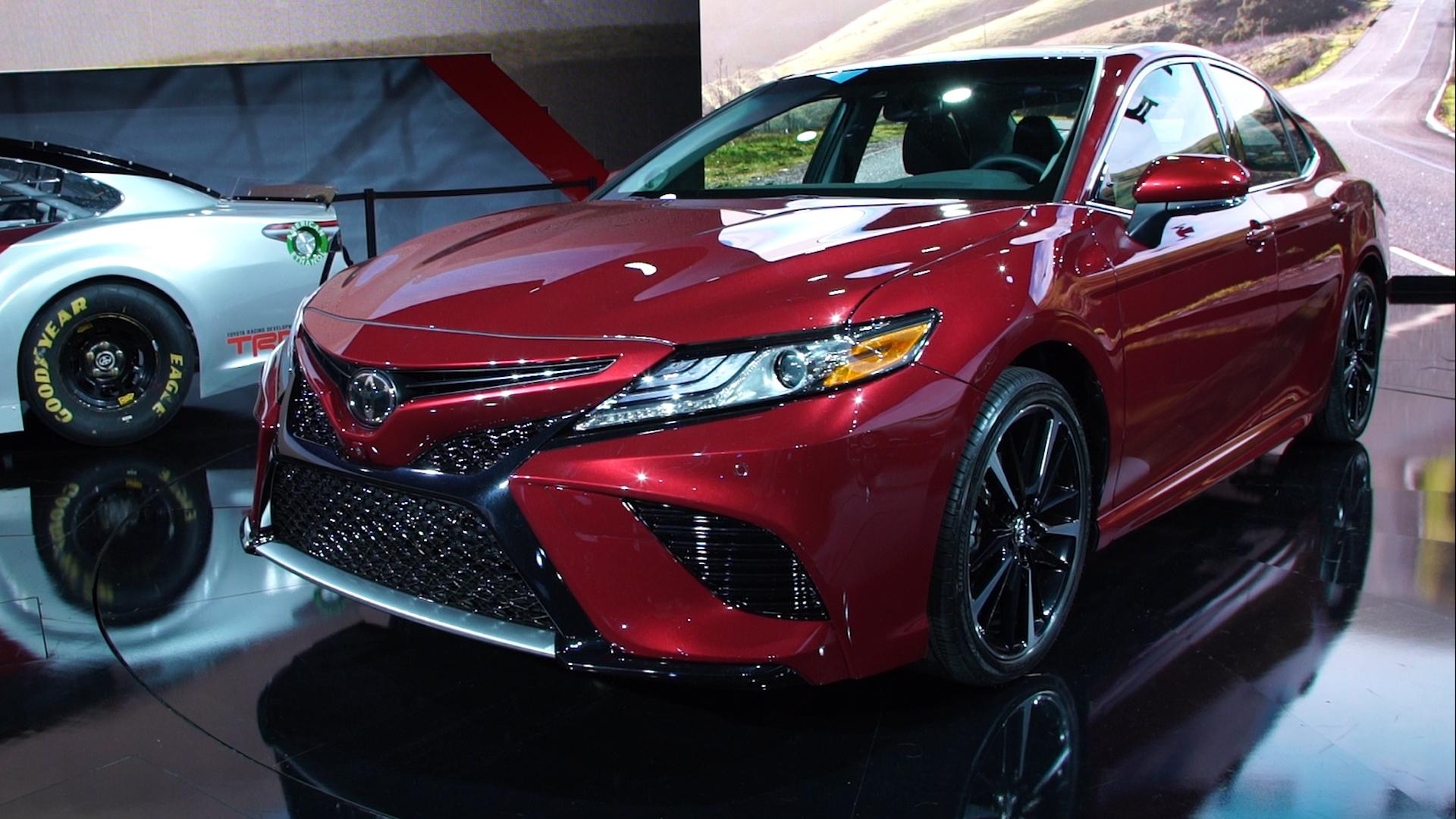 all new 2018 toyota camry consumer reports. Black Bedroom Furniture Sets. Home Design Ideas
