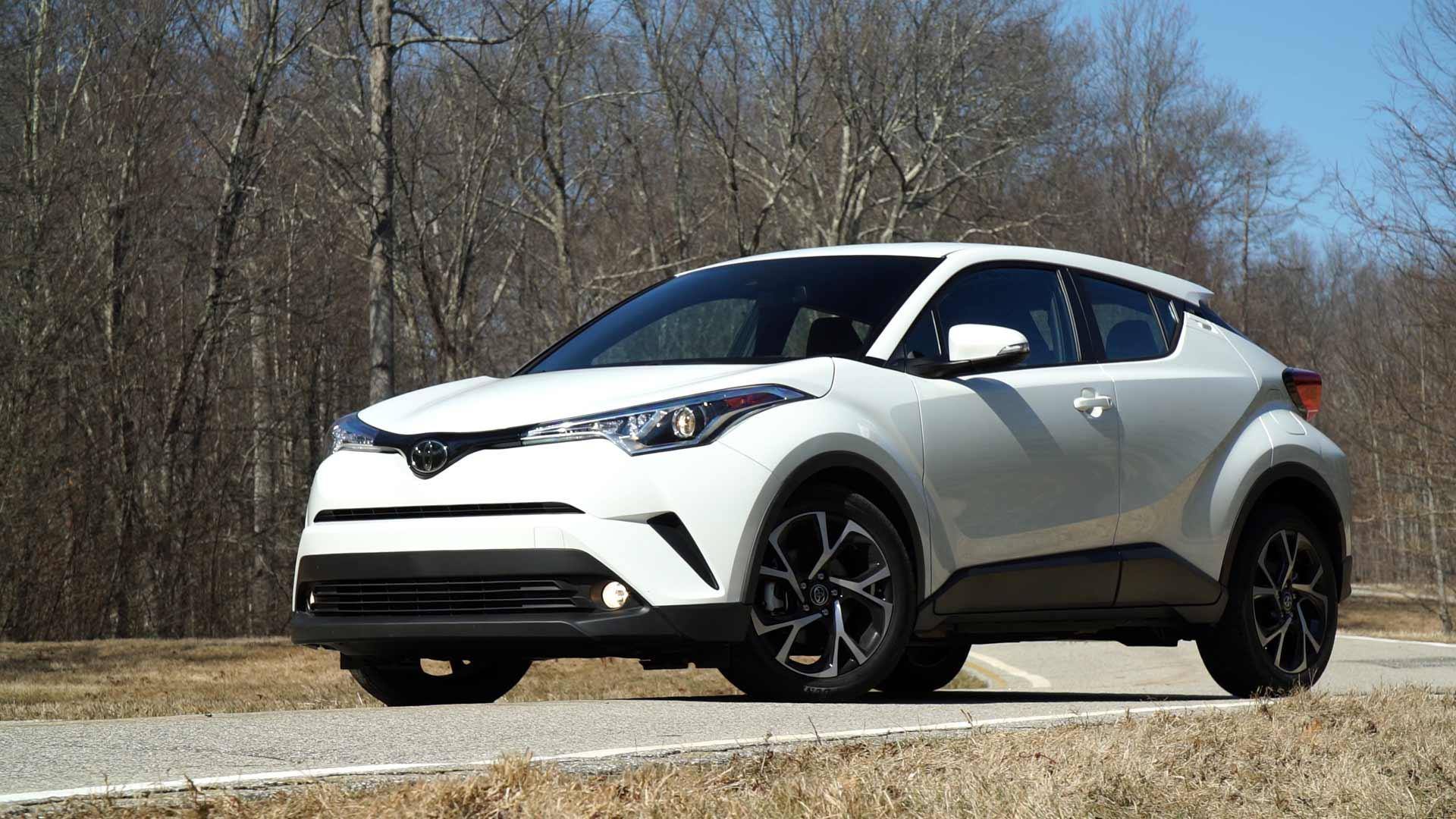 2018 Toyota C-HR SUV Targets a Younger Audience - Consumer Reports