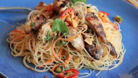 Asian Recipes With Rice Noddles
