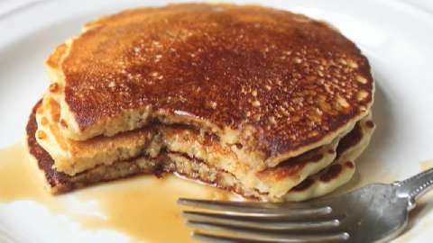 Old-Fashioned Pancakes Recipe - m 8