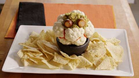 Halloween Appetizers And Snack Recipes
