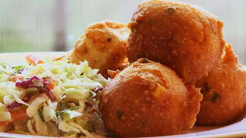Soul food recipes allrecipes buttermilk hush puppies forumfinder Gallery