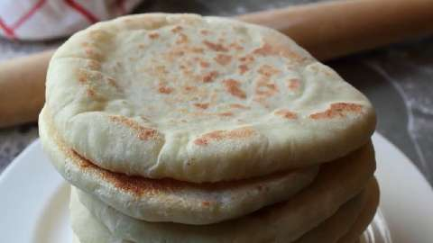Middle eastern recipes allrecipes how to make pita bread forumfinder Gallery