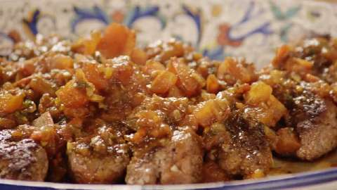 Ramadan recipes allrecipes algerian kefta meatballs forumfinder Choice Image