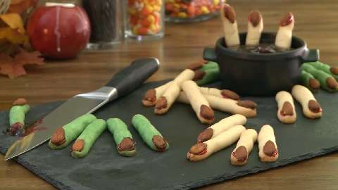 Spooky Witches Fingers Video Allrecipes Com