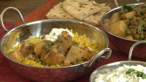 Spicy vegan potato curry recipe allrecipes forumfinder Image collections