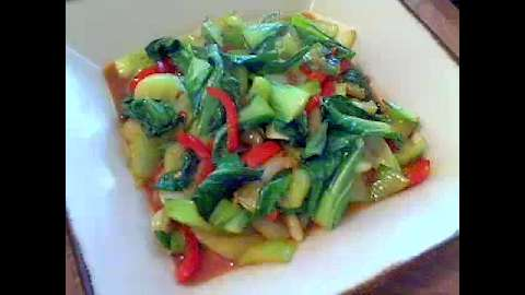 Chef johns garlic and ginger bok choy recipe allrecipes forumfinder Image collections