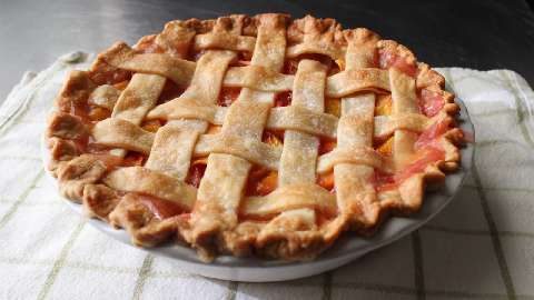 chef john s peach pie recipe allrecipes com