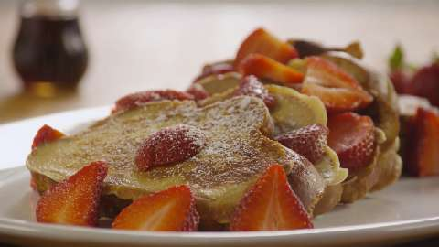 Fluffy French Toast Video