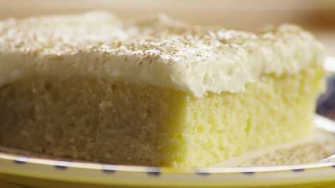 Tres Leches Milk Cake Recipe Allrecipescom