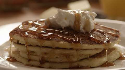 Fluffy Pancakes Video