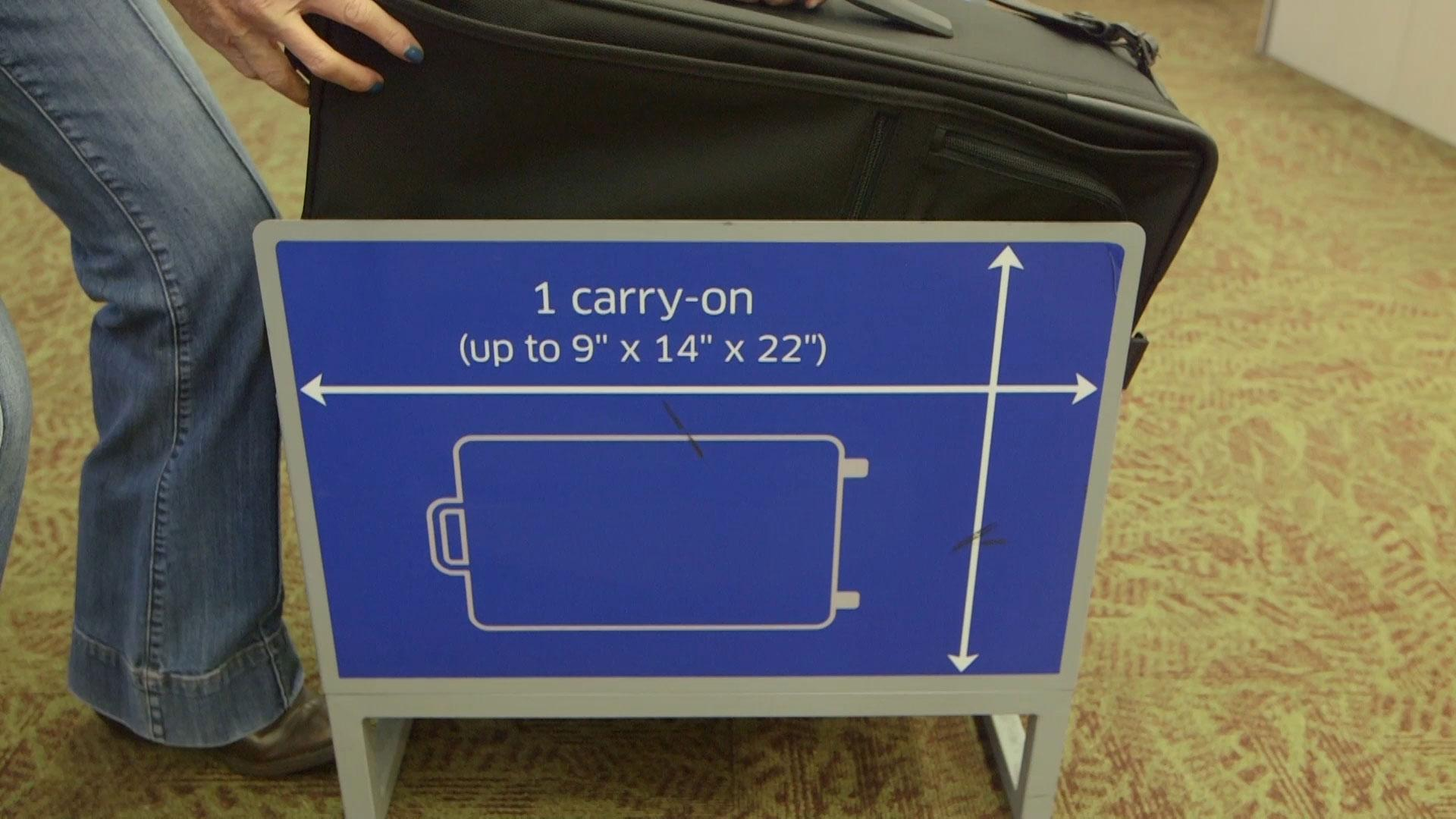 When Carry-On Luggage Isn't Carry-On Size - Consumer Reports