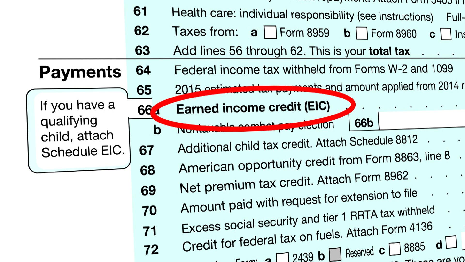 Worksheets Eic 2014 Worksheet claim the earned income tax credit consumer reports