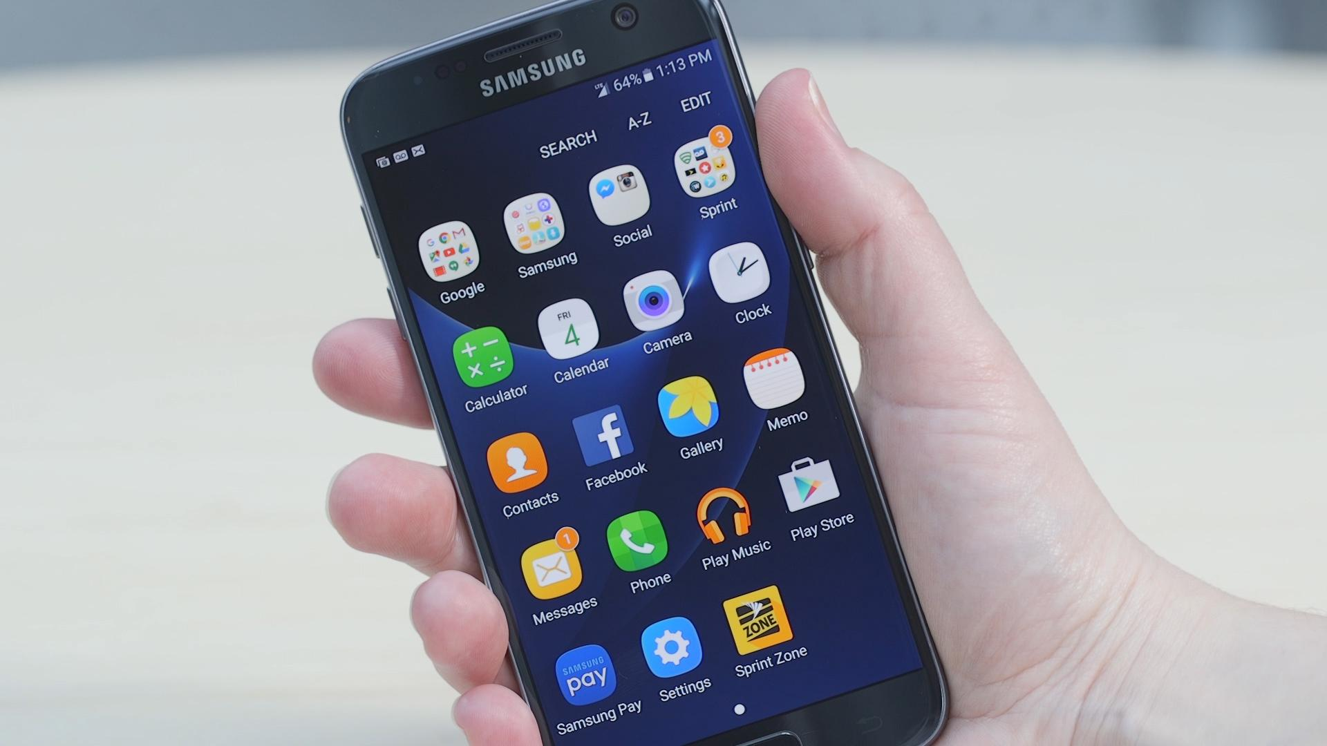 ... Consumer Reports' Top-Rated Phone · Samsung's New Galaxy S7: First Look