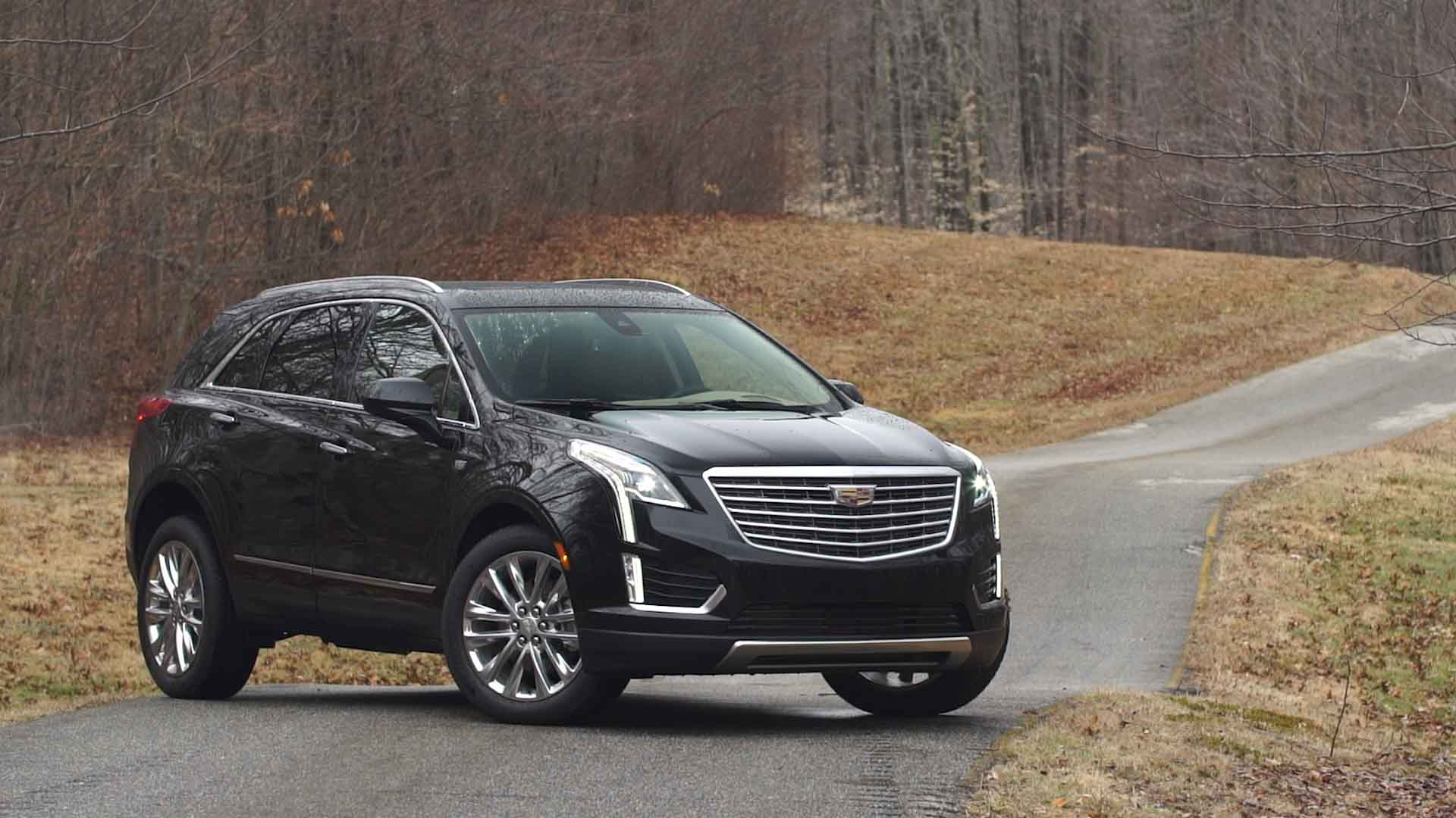 2017 Cadillac XT5 Ready for Luxury SUV Fight - Consumer ...