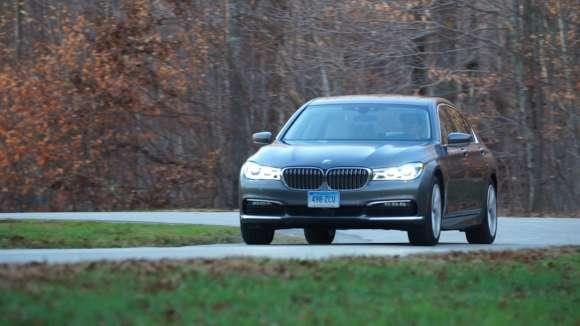 BMW 7 Series 2016-2017 Quick Drive