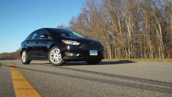 Ford Focus 2016-2017 Quick Drive