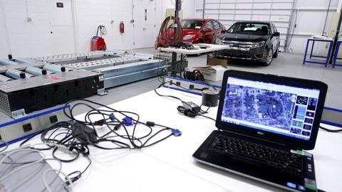Car Hacking: Inside a Government Test Lab
