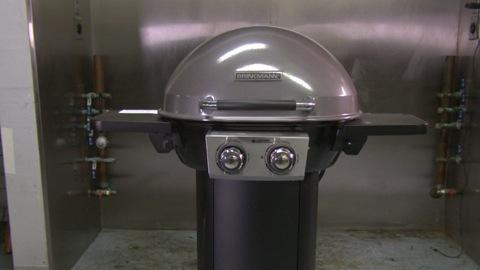 Brinkmann Patio Grill Poses Safety Risk