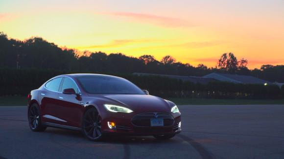 Tesla P85D Broke Consumer Reports' Rating System