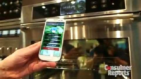 Dacor and Kohler appliances Controlled by Phone