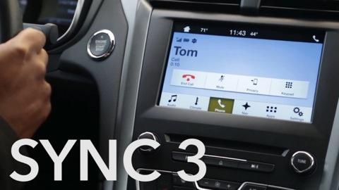 Ford Scraps Troubled MyFord Touch Touchscreen