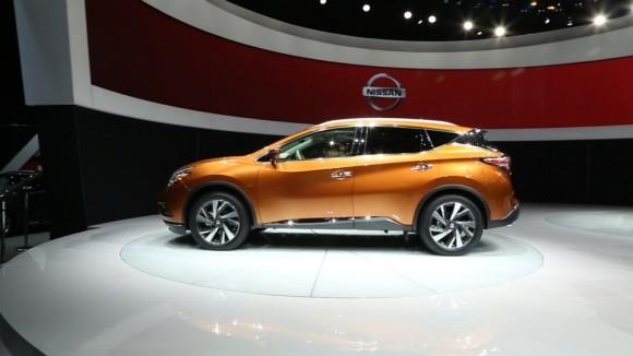 2015 Nissan Murano Preview