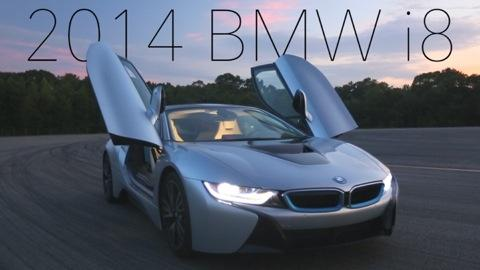 BMW I8 Vs. Tesla