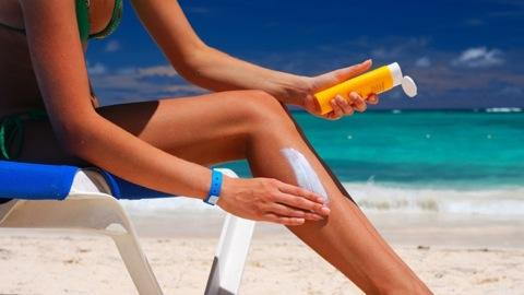 5 Sunscreen Myths