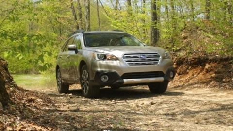 Subaru Outback and Legacy 2015-2017 Quick Drive