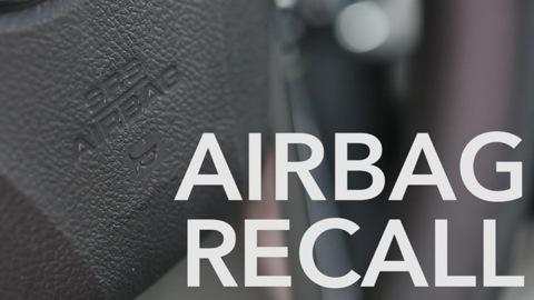 Government Makes Urgent Plea in Airbag Recall