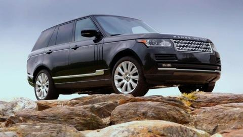 Land Rover Range Rover 2013-2017 Quick Drive