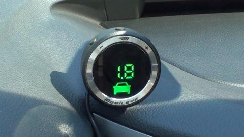 Mobileye adds latest safety features to older cars