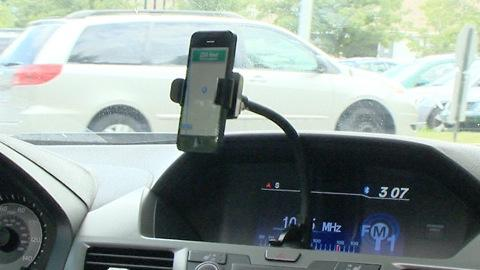 Cell phone holders for your car
