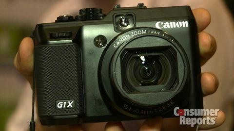 CES 2012: What's new in cameras