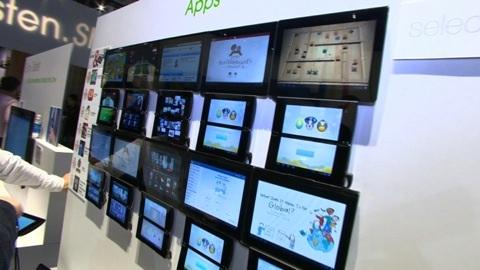 CES 2012: Laptops and tablets