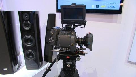 CES 2012: 4K technology from Sony