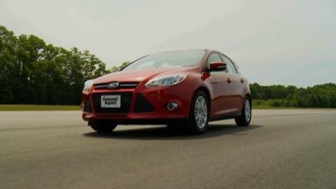 Ford Focus 2012-2015 Road Test