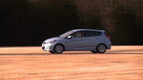 Hyundai Accent 2012-2015 Road Test