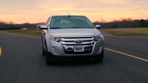 Ford Edge Ecoboost 2012-2014 Road Test