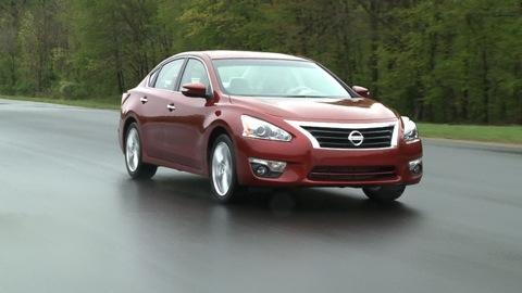 2013 Nissan Altima First Drive