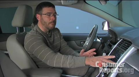 Ford Edge 2011-2014 Road Test