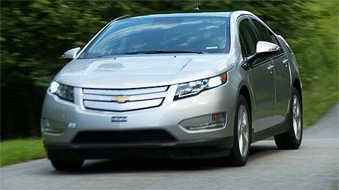 Chevy Volt: Car of the Future?