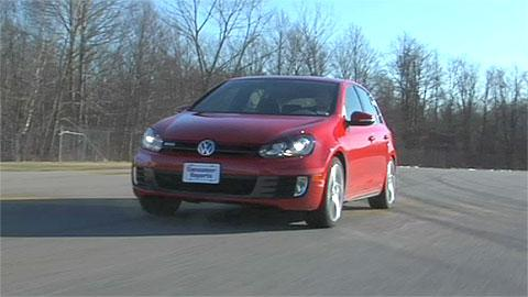 Volkswagen GTI 2010-2014 Road Test