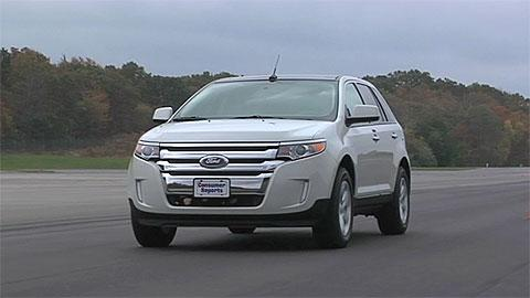 Ford Edge First Look