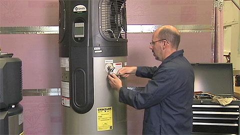 Hybrid water heaters save money
