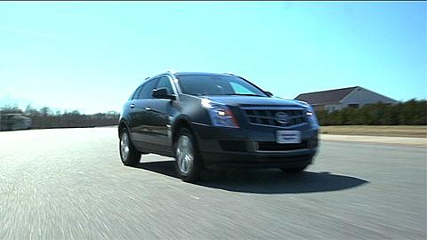 Cadillac SRX 2010-2011 Road Test