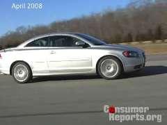 Volvo C70 Convertible Review